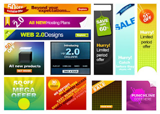 Banner PSD Free PSD Download