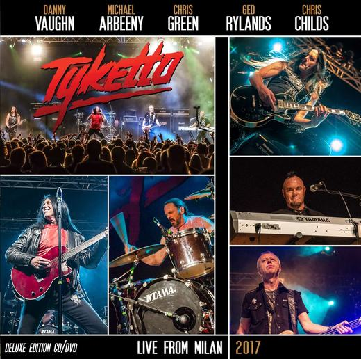 TYKETTO - Live From Milan (2017) full