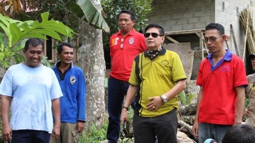 Kunjungi Goro di Kelok, Irwan Basir Datuk Rajo Alam Apresiasi BBGRM 2021