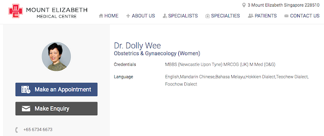 dr dolly wee