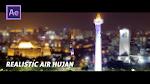Tutorial After Effect Bahasa Indonesia - Membuat Efek Air Hujan