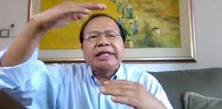 SMI Tuding Menteri Baru Biang Keladi Serapan Dana Corona Rendah, RR: Menkeu Sok Jago!