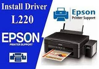 Reset Printer Epson Seri L220