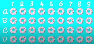 VideoQuizStar Spot the Odd One Out Question 2