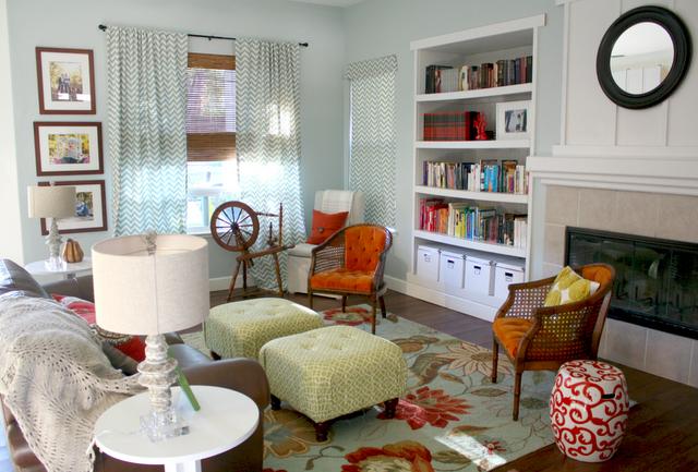 New Home Interior Design: Room For Everyone