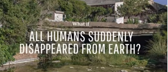 What If All Humans Suddenly Disappeared From The Earth?