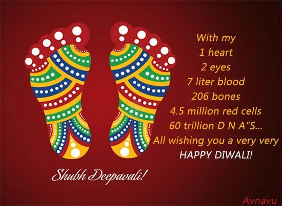 Diwali Quotes for Family & Relatives