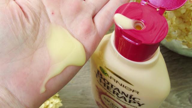 Шампунь для слабых волос с тенденцией к выпадению Botanic Therapy Ricinus Oil от Garnier