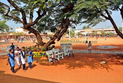 CHANDRAMPALEM,ZPHS Madhurawada,Visakhapatnam_Best govt school in Andhra Pradesh with highest strength of 3,316 students for well-rounded education- ఐదున్నర ఎకరాలు.. 3,316 మంది విద్యార్థులు 5 తరగతులు, 6 బ్లాక్లు, 42 సెక్షన్లు ...ఇదేదో కార్పొరేట్ స్కూల్ అనుకోకండి...110 మందితో మొదలై ఈ స్థాయికి చేరుకున్న ఆంధ్రప్రదేశ్ లోని ఓ ప్రభుత్వ పాథశాల ...రెండు తెలుగు రాష్ట్రాల్లో ఇదే పెద్ద సర్కారు బడి