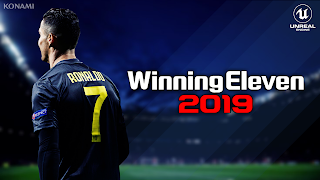 Winning Eleven 2019 Android Offline 150 MB V9 Best Graphics
