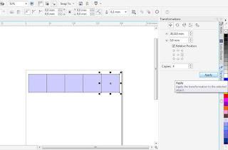 cara menggunakan corel draw x7 bagi pemula