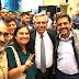 """Fernández Patri: """"Alberto nos alentó  a plantear nuestras diferencias pero en el marco de la unidad."""""""