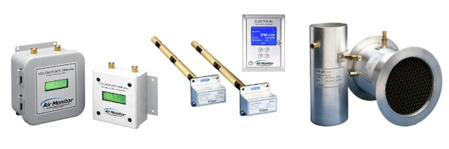 Air Monitor Flow Measurement Products