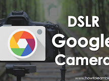 [Offline] Google Camera DSLR Android Application