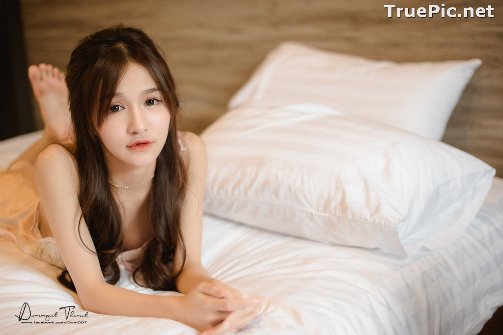 Image Thailand Model - Patcharaporn Chaopitakwong - Cute Girl Pajamas - TruePic.net - Picture-10