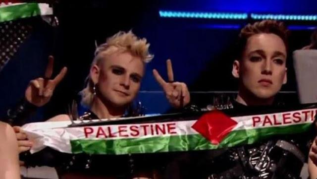 Madonna Tuntut Google dan Apple Kembalikan Palestina ke dalam Peta