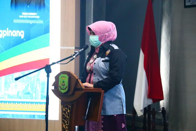 Rahma Ajak RT dan RW Ciptakan Situasi Kondusif  di Kota Tanjungpinang