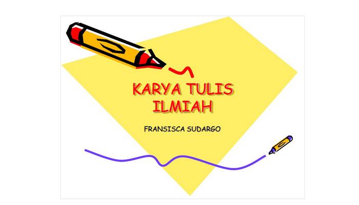 5 Karya Tulis Ilmiah (KTI) Guru Kelas SD Format Microsoft Word (Bisa Edit)