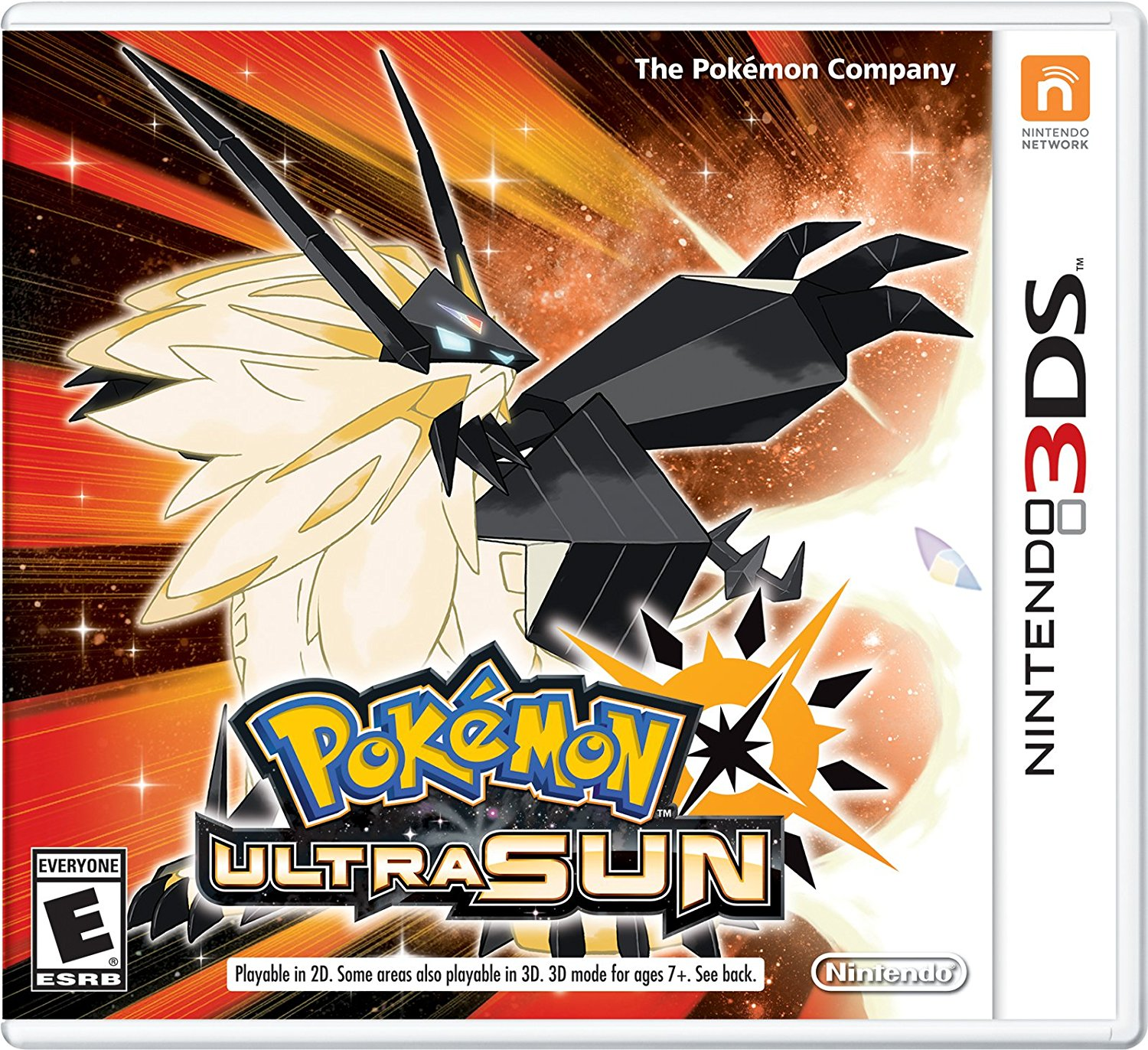 Pokemon Ultra Sun | Download 3DS CIAs