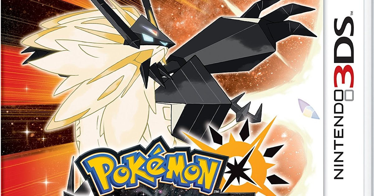 Download 3DS CIAs: Pokemon Ultra Sun