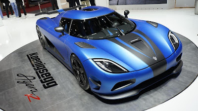 Koenigsegg Agera R Review | Carshighlight.com