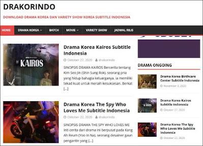 Situs Nonton Drama Korea Subtitle Indonesia - 7