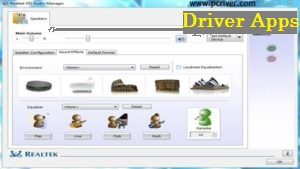 Realtek HD Audio Drivers 2.82 – Realtek AC97 Driver