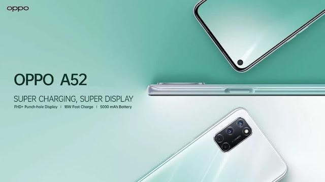 Oppo A52 Specs & Price in Nepa