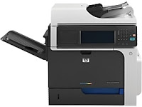 HP Color LaserJet CM4540 MFP Downloads Driver para impressoras
