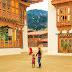 O Butão em curta-metragem