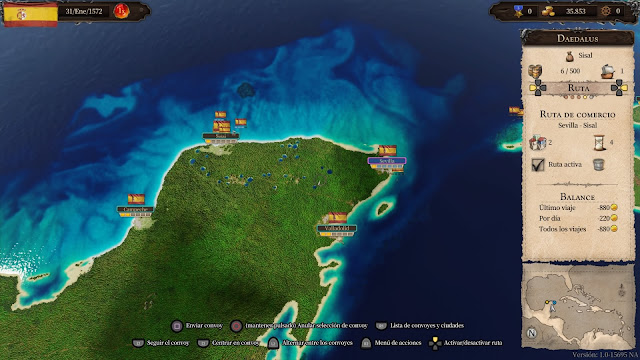 Análisis de Port Royale 4 en PS4