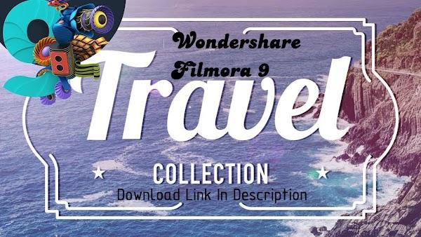 Filmstocks Travel Set | Filmora Effects