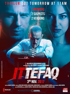 Ittefaq Budget, Screens & Day Wise Box Office Collection