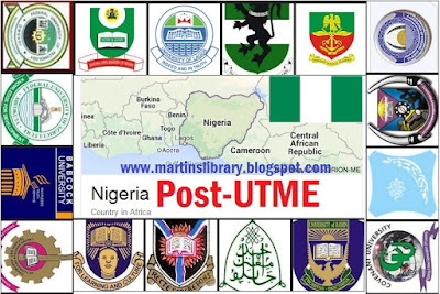 POST-UTME EXAMINTION IN NIGERIA UNIVERSITIES