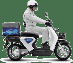 SE NECESITA MOTOCICLISTA PARA DELIVERY