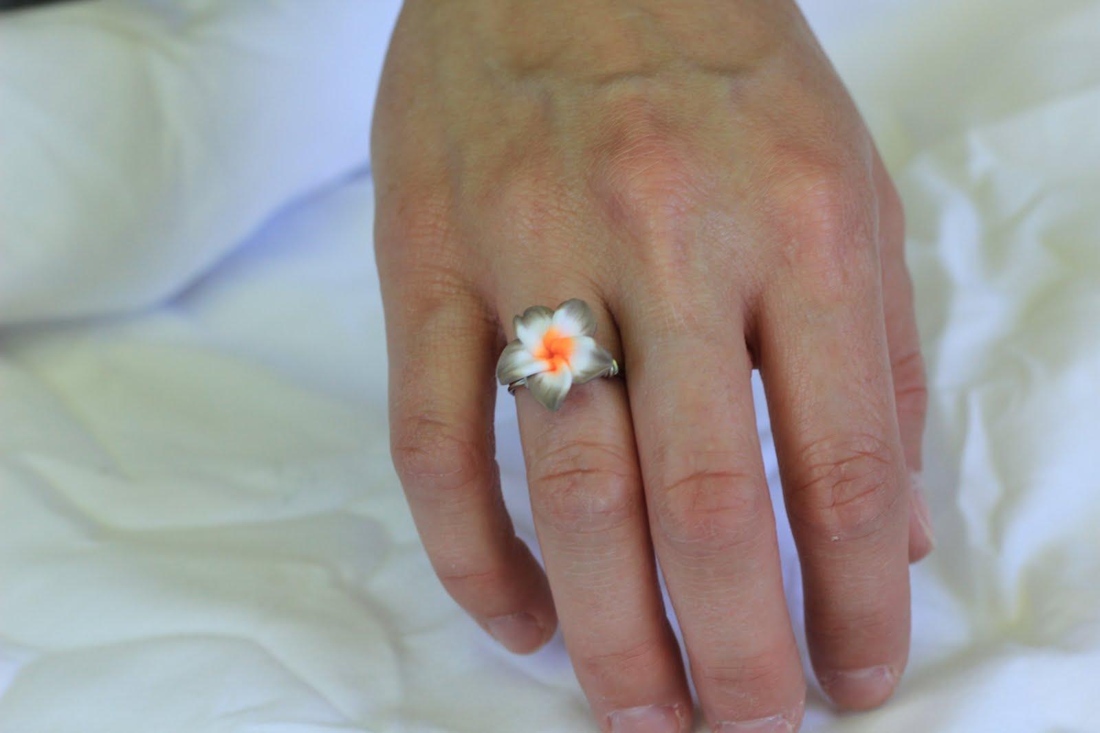 Amy off the hook hawaiian flower ring hawaiian flower ring izmirmasajfo