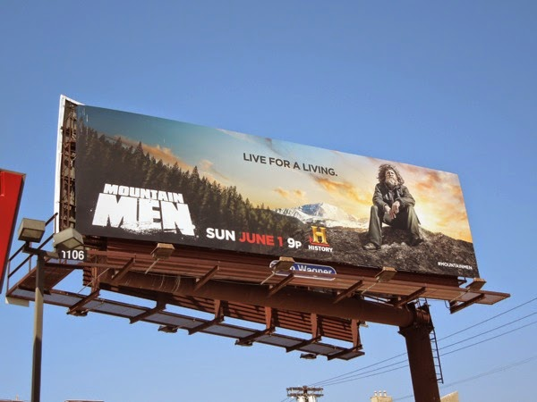 Mountain Men season 3 billboard