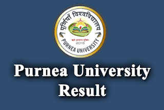 purnea university result 2019 2020 purniyauniversity.ac.in result part 1 2 3