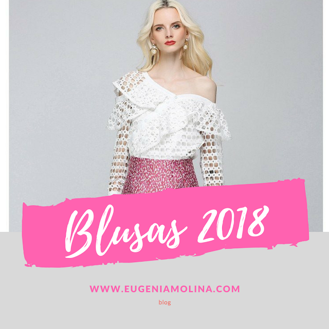 blusas 2018 tendencias