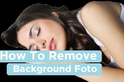 Mudah Banget Cara Hapus Background Foto Tanpa Aplikasi