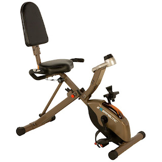 Exerpeutic GOLD 525XLR Folding Recumbent Exercise Bike, image, review features & specifications plus compare with Exerpeutic GOLD 975XBT