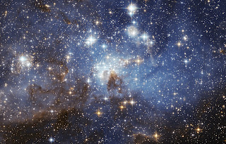 Explain the Process of The Origin of Stars