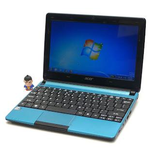 Notebook Acer D270 Intel N2600 Bekas Di Malang