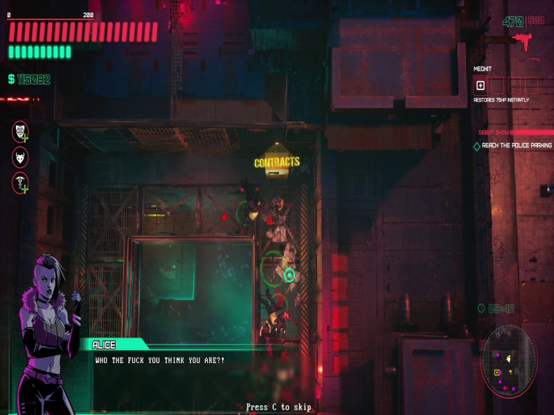 Glitchpunk Highly Compressed Free Download