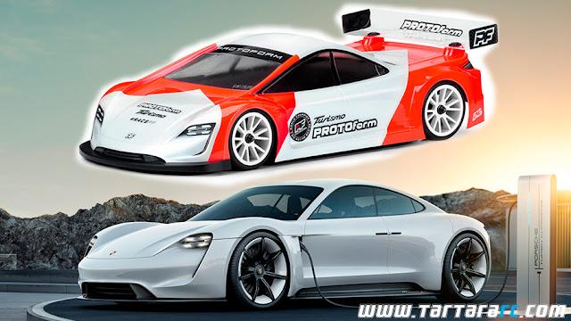 Protoform Turismo = Porsche Tycan