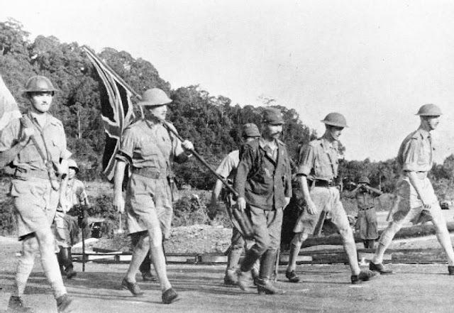 pertempuran singapura
