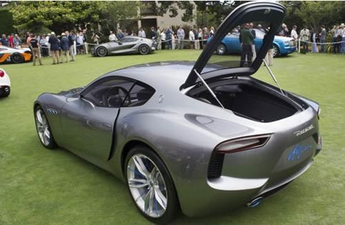 2016 Maserati Alfieri Release Date Car Motor Release