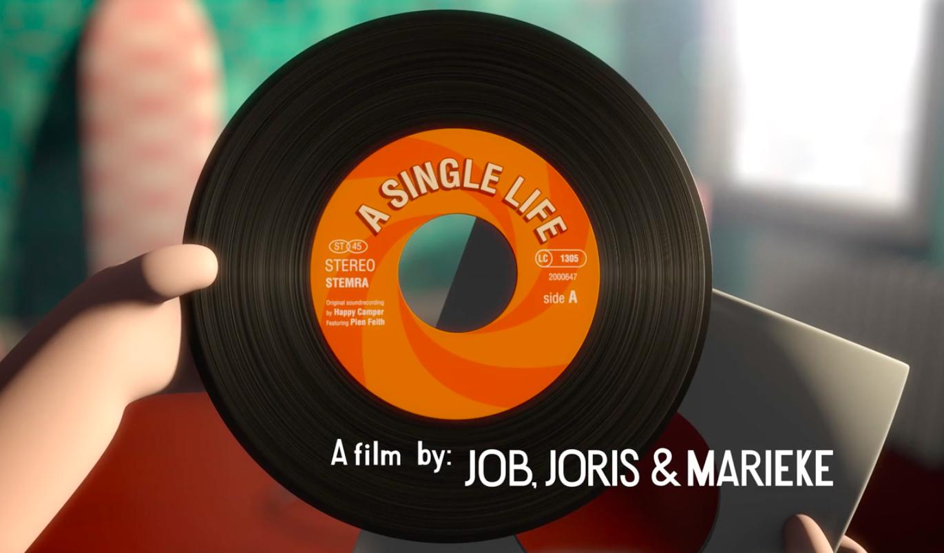A Single Life - Das Leben als Schallplatte  | Oscar nominierter Kurzfilm von 2015 jetzt online