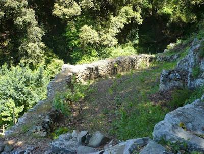 sentiero Campiglia- Schiara - telegrafo