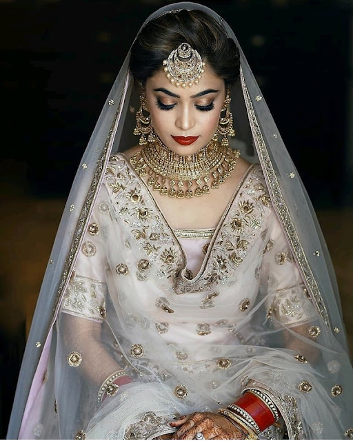Awesome Ideas for Pakistani and Indian Bridal Makeup, Jewelry, Lehnga and Mehndi Designs